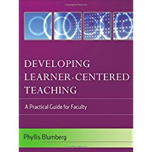 Developing learner centered teaching image