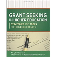 Grant seeking in higher ed image