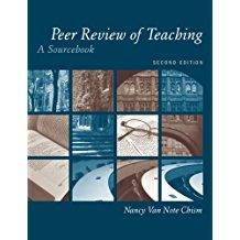 Peer review of teaching sourcebook image
