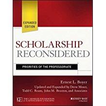 Scholarship reconsidered image