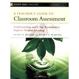 Teacher guide to classroom assessment image