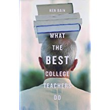 What the best college teachers do image