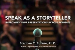 Speak as a storyteller image